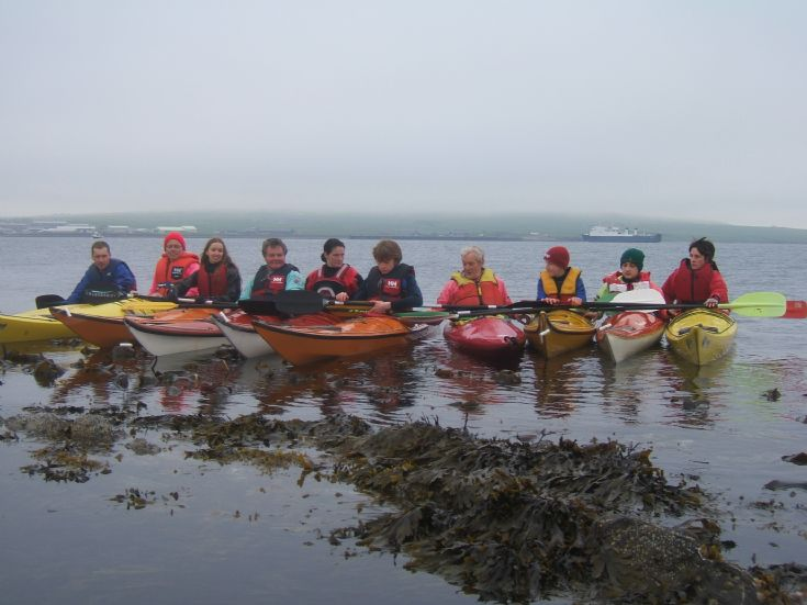 Kirkwall Kayak Club