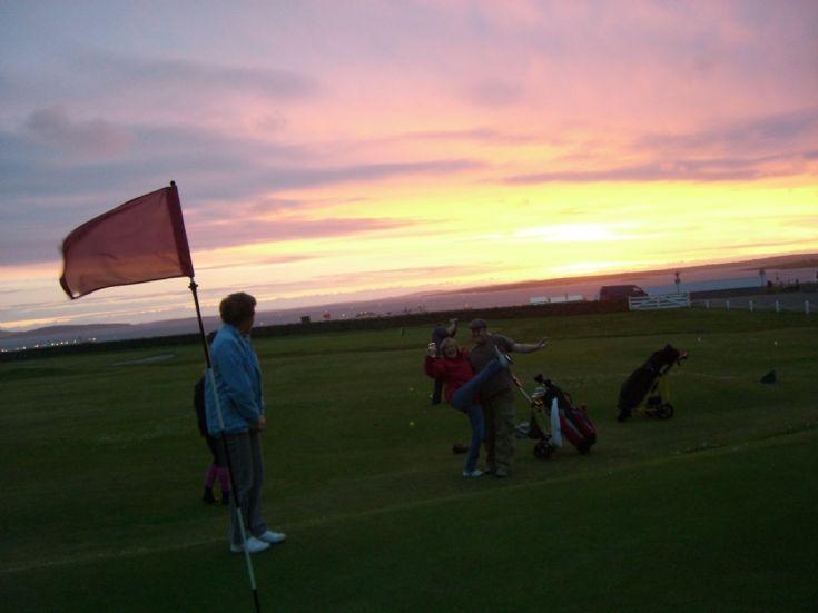 Midnight Golf 2008