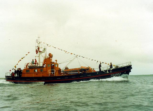 Kirkwall lifeboat, Grace Paterson Ritchie