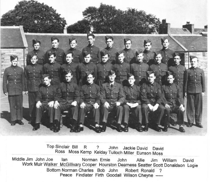 Kirkwall Air Training corps 1940