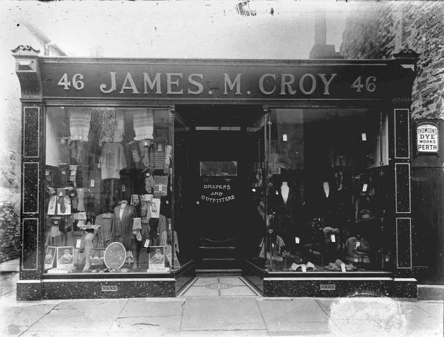 Croy's drapers