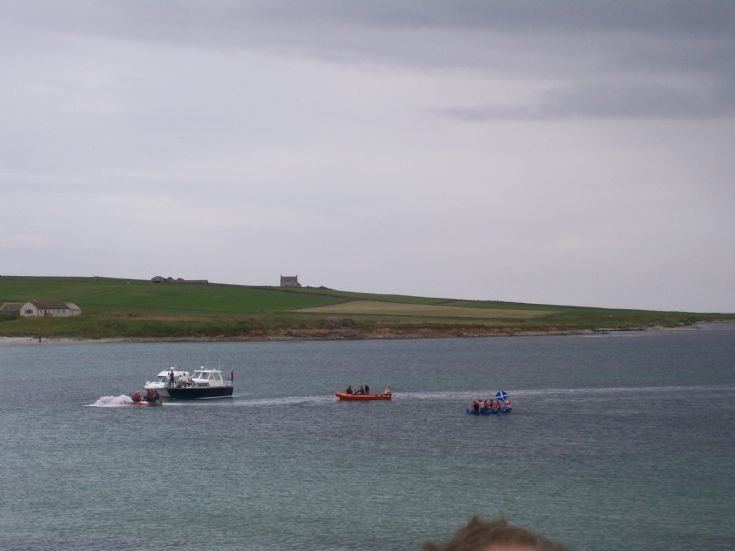 Deerness Boat Show