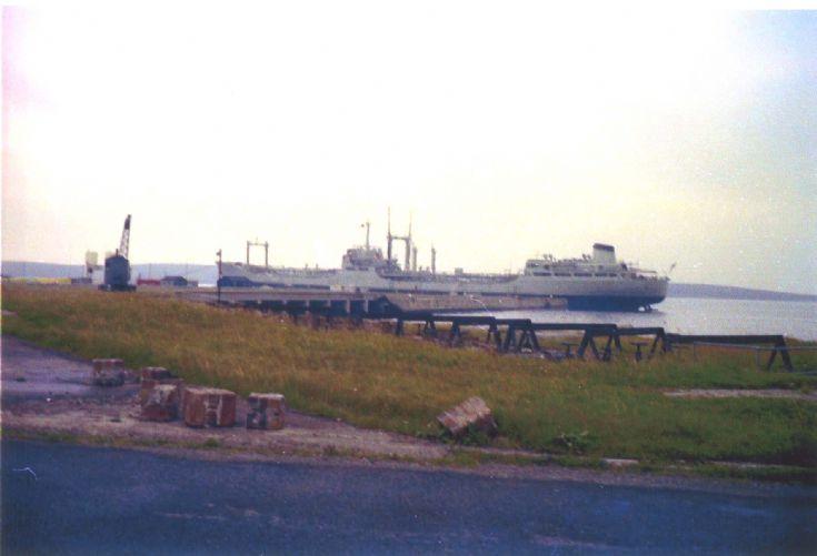 RFA tanker. PEARLEAF - A77