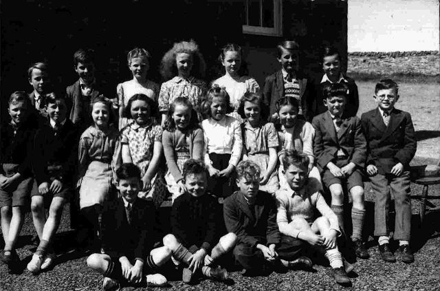 South Walls Primary School 1952