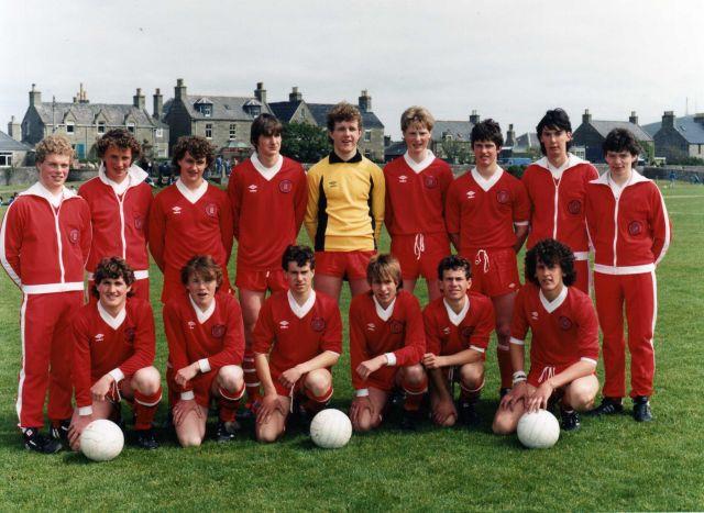1986 Junior Inter County v Shetland