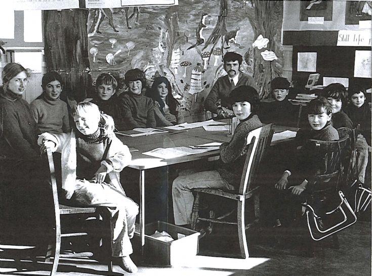 Flotta Primary School Days