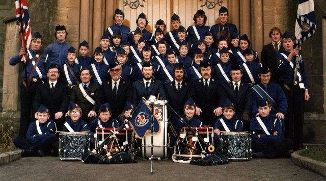 Kirkwall Boys Brigade Company Section
