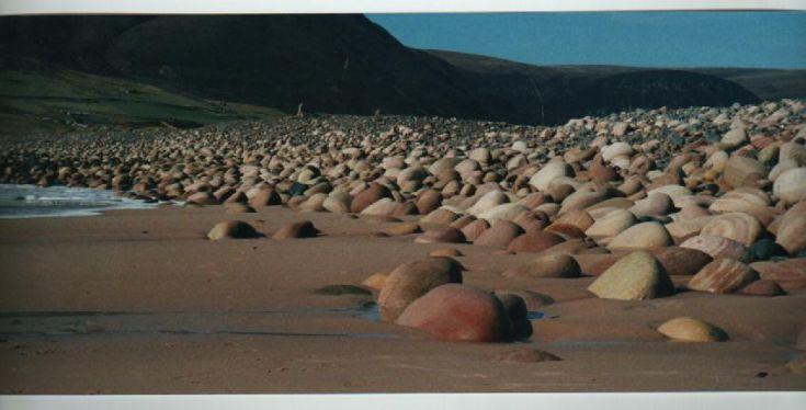Orkney Image Library Rackwick Stones