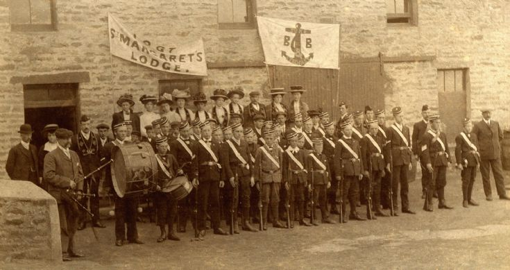 Boys' Brigade in St. Margaret's Hope