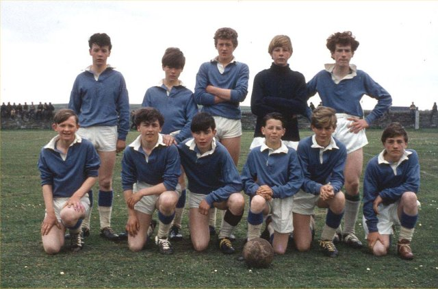 Unidentified football team