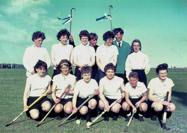 Orkney Ladies hockey team