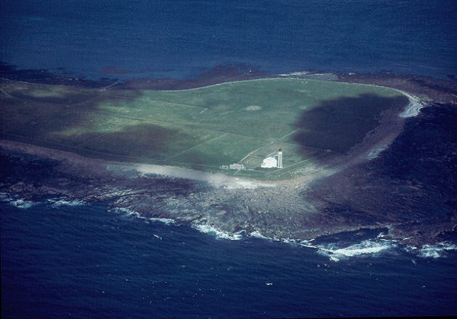 Start Point from the air