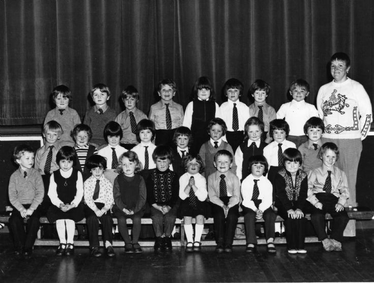 Kirkwall Primary 1