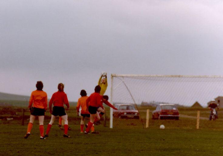 Sandwick v Stromness, A League