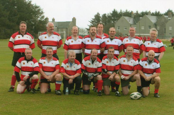 Orkney RFC Veterans - Aberdeen 2007