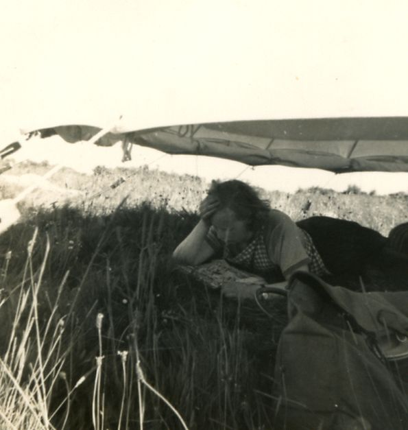 Kirkwall Guide camp in Holm