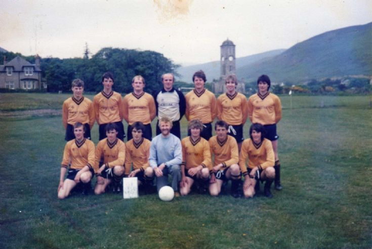 Rovers, Highland Amateur Cup 1985