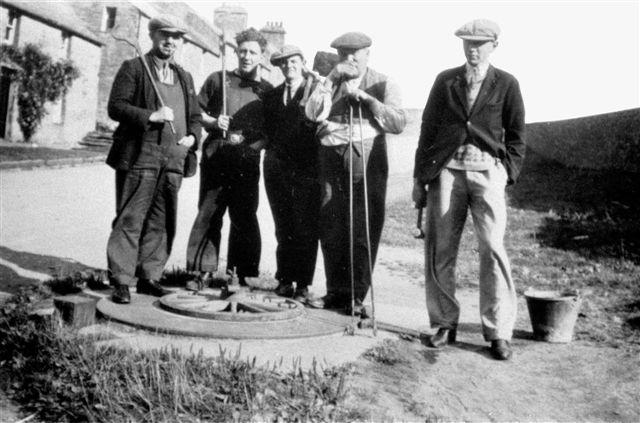 Wheelwrights on the Clay Loan