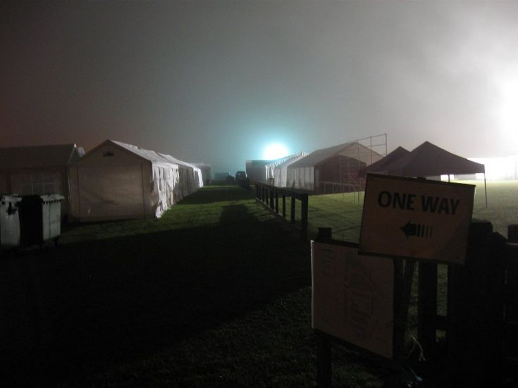 County Show day, 2am