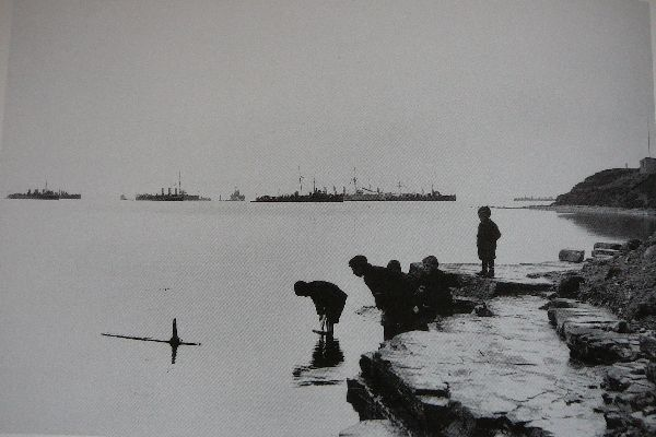 Torpedo Flotilla in Kirkwall Bay