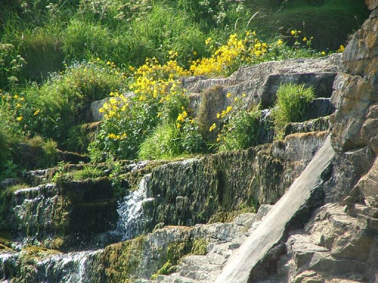 Waterfall ,Scapa