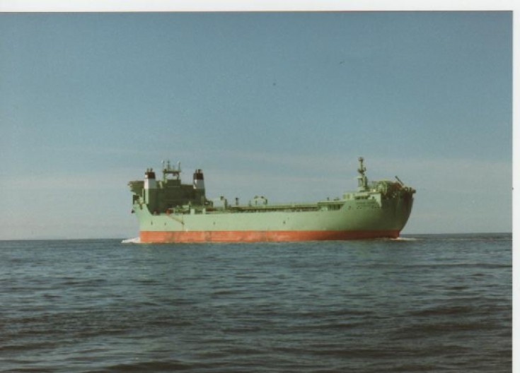 Mystery vessel