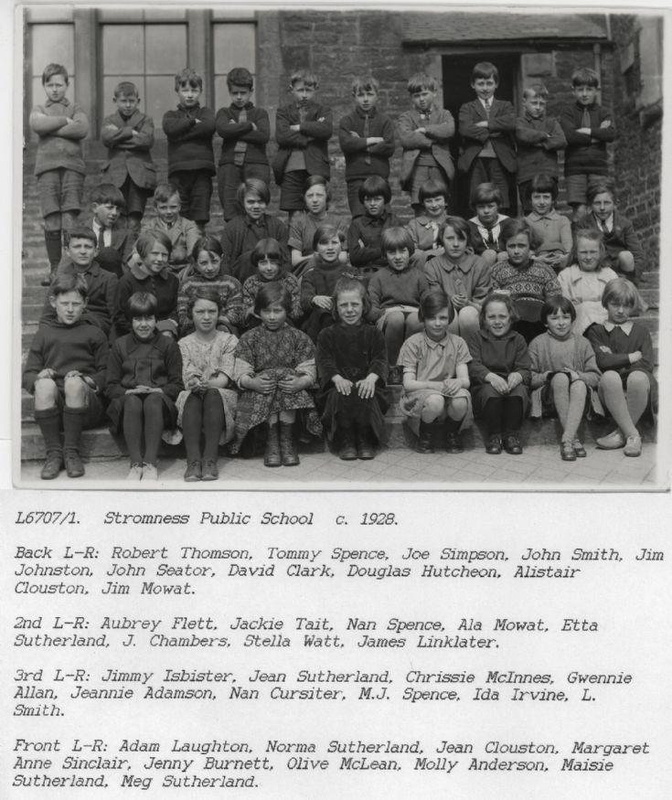 Stromness Public School