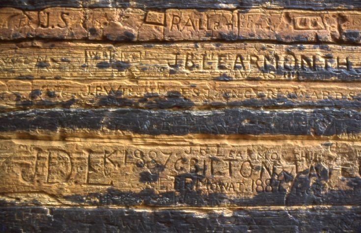 Naming Stone