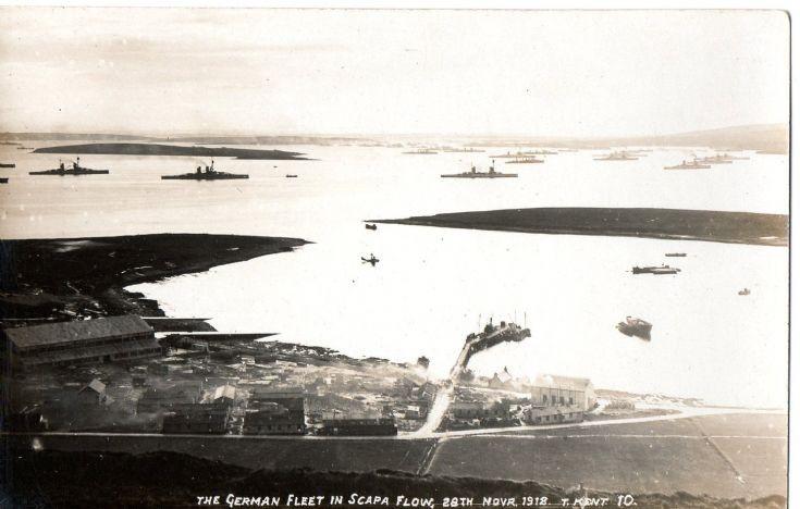 German fleet 10