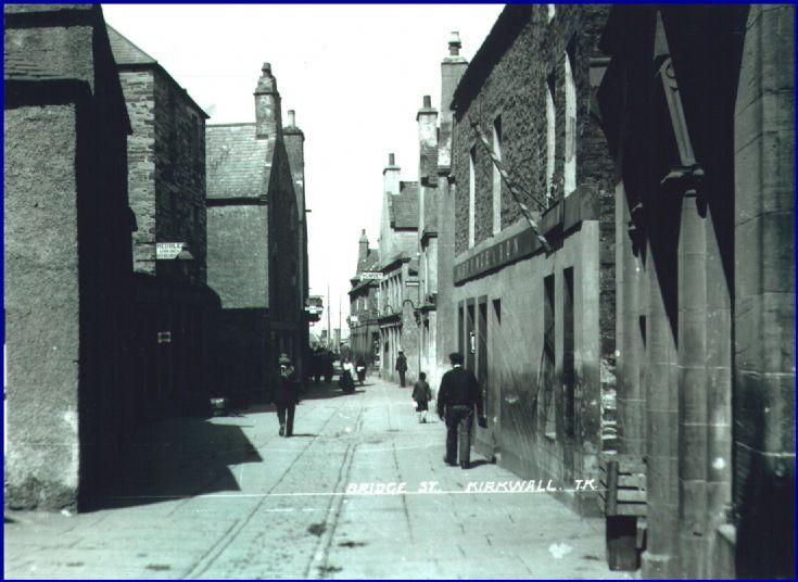 Bridge Street Kirkwall