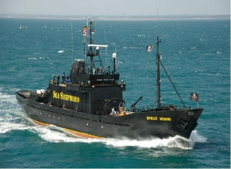 The FPV Westra as she is these days
