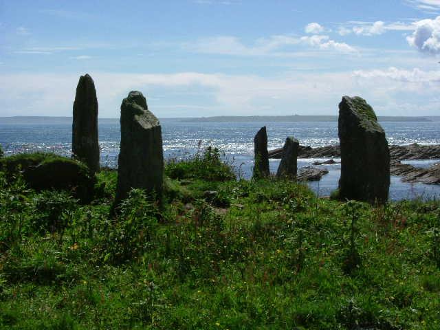 Stones on Swona