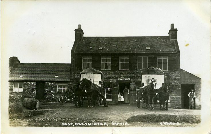 Swanbister Shop