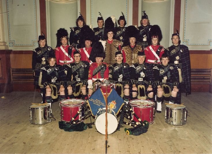 Kirkwall City Pipe Band
