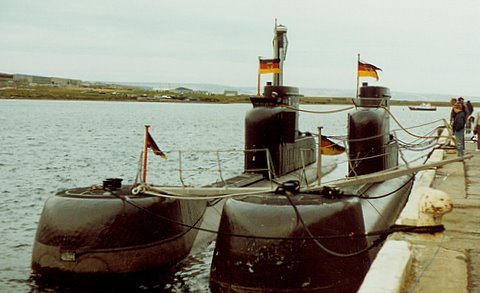 German Submarines