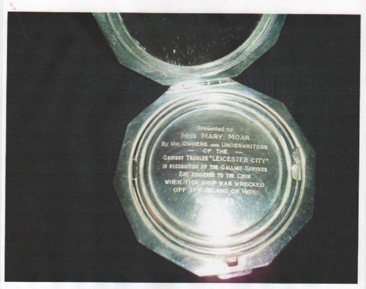 Memento of Leicester City rescue