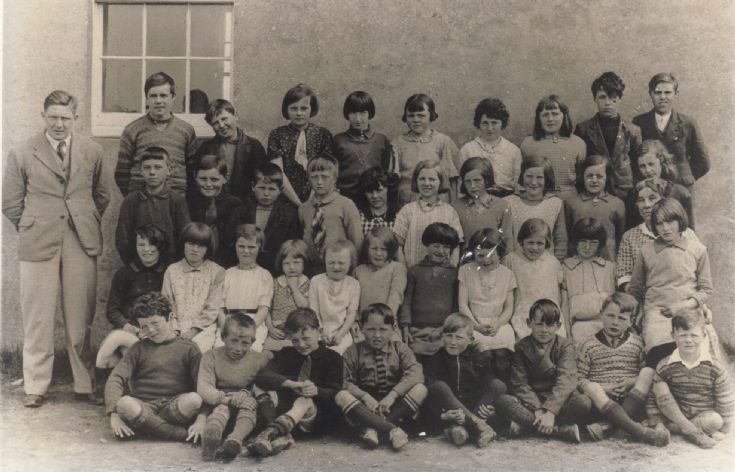 The Westside school in Westray