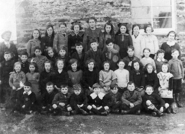 Dounby School 1920?