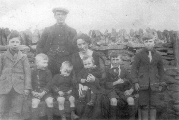 Shearer family, Feastown