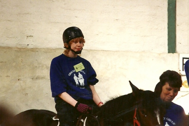 Princess Anne's visit to Orkney RDA 3/6