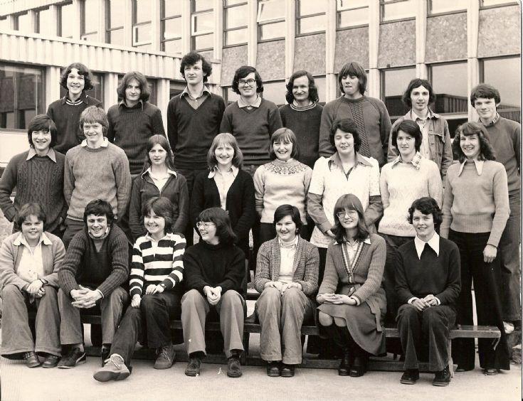 KGS 1976-1977, Sixth Year Class