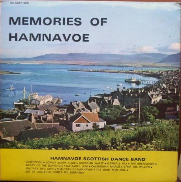 Hamnavoe Scottish Dance Band