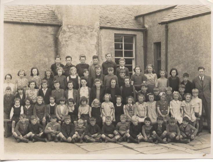 Harray School 1944