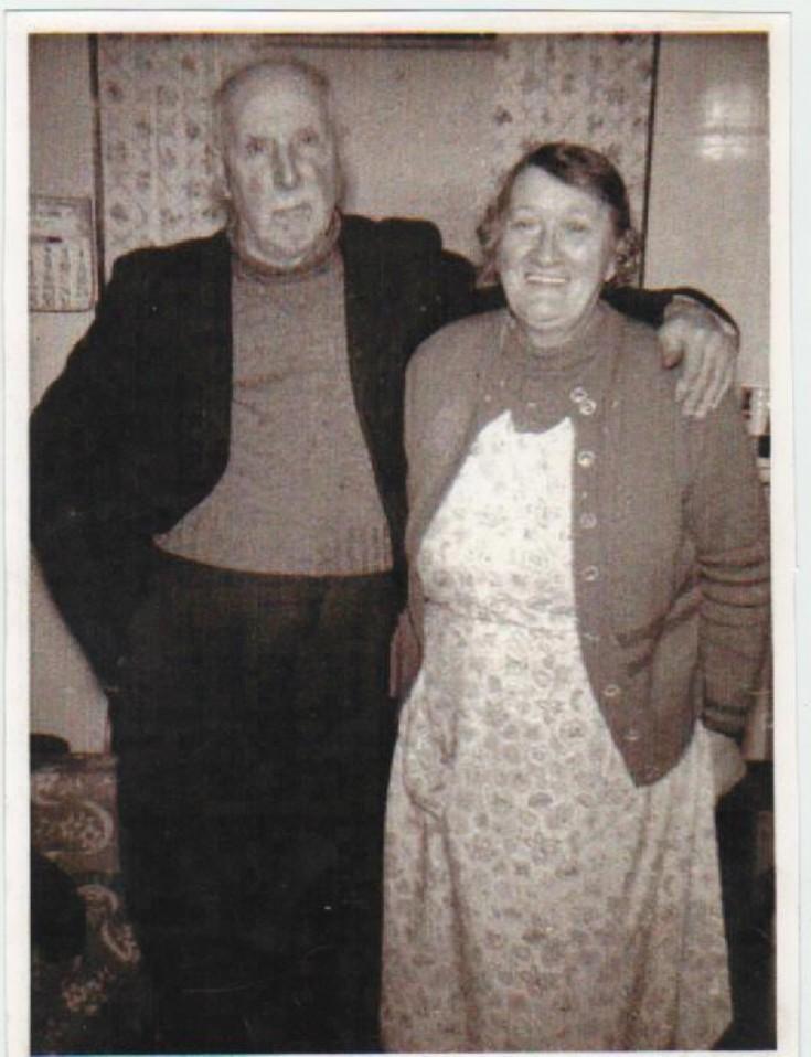 Captain and Mrs Johnstone