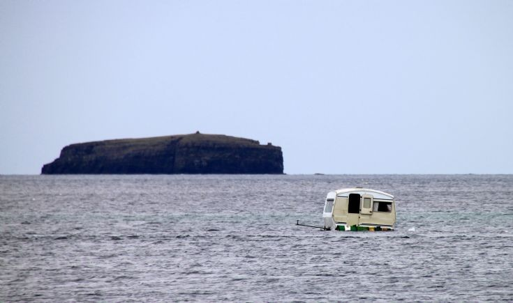Caravan Site with full runing water!