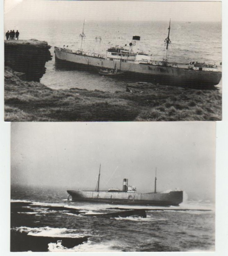 Shipwrecks on Stroma or Caithness