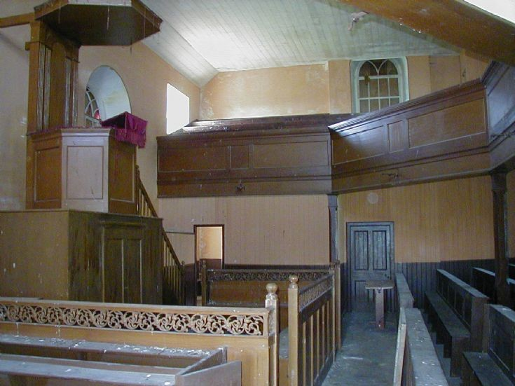 St Peter's Kirk: before