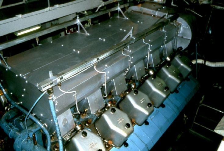 St Sunniva engine
