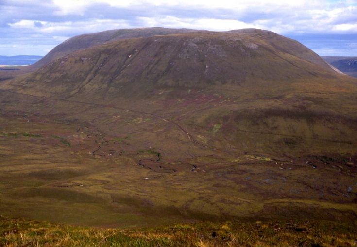 Ward Hill from Grut Fea