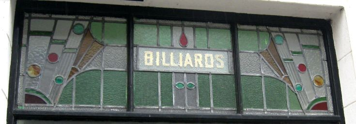 Billiards... no more